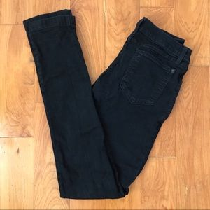 Second Yoga Jeans, 24, super stretchy